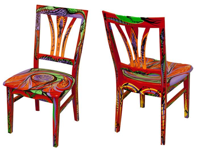 Fine Art Painted Furniture